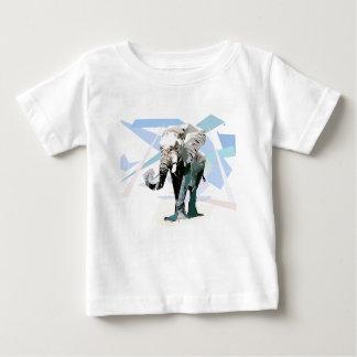 Camiseta De Bebé elefante africano