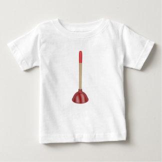 Camiseta De Bebé Émbolo rojo