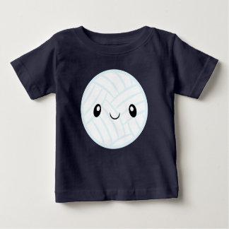 Camiseta De Bebé Emoji Volleyabll