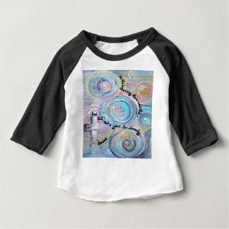 Camiseta De Bebé En el principio