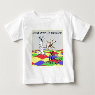 Camiseta De Bebé En su copia del servicio C&B
