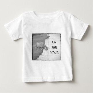 Camiseta De Bebé En The Edge