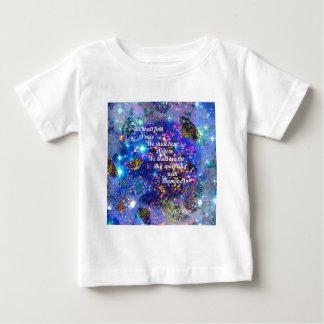 Camiseta De Bebé Encontraremos paz y oiremos los ángeles