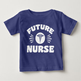 Camiseta De Bebé Enfermera futura