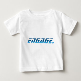 Camiseta De Bebé Enganche
