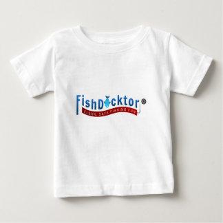 Camiseta De Bebé Engranaje y ropa de Docktor de los pescados