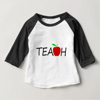 Camiseta De Bebé enseñe