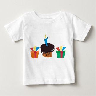 Camiseta De Bebé Es mi 1r cumpleaños
