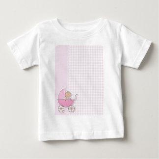 Camiseta De Bebé Es un chica