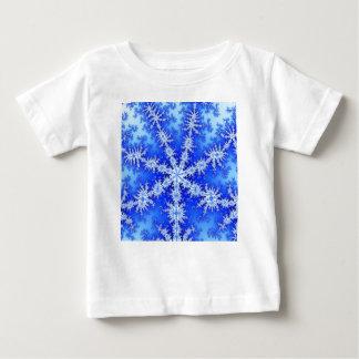 Camiseta De Bebé Escama de la nieve