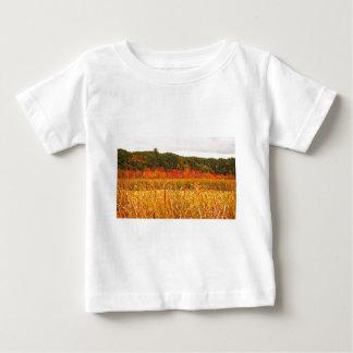 Camiseta De Bebé Escena de la caída en los grandes prados
