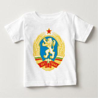 Camiseta De Bebé Escudo de armas 1971 de Bulgaria