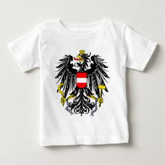 Camiseta De Bebé Escudo de armas de Austria