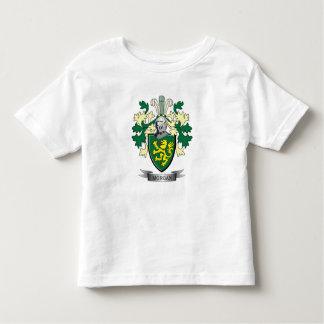 Camiseta De Bebé Escudo de armas del escudo de la familia de Morgan