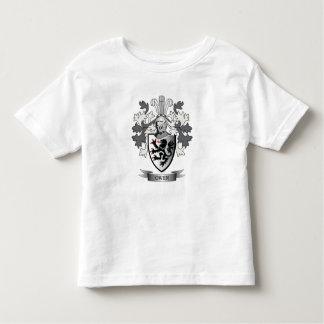 Camiseta De Bebé Escudo de armas del escudo de la familia de Owen
