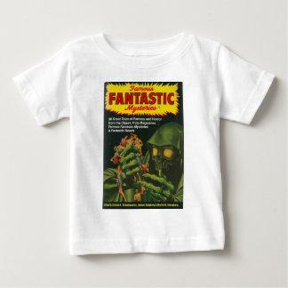 Camiseta De Bebé Espíritu necrófago verde gigante