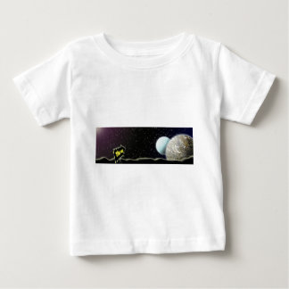 Camiseta De Bebé Esta manera al universo