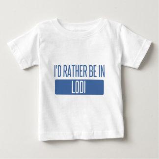Camiseta De Bebé Estaría bastante en Lodi