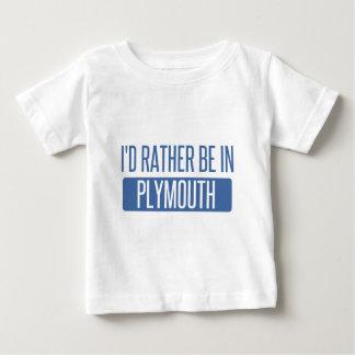 Camiseta De Bebé Estaría bastante en Plymouth