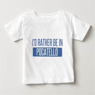Camiseta De Bebé Estaría bastante en Pocatello