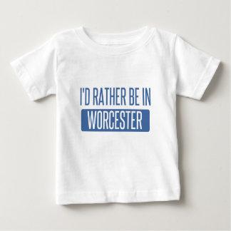 Camiseta De Bebé Estaría bastante en Worcester