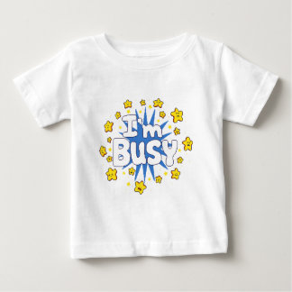Camiseta De Bebé Estoy ocupado