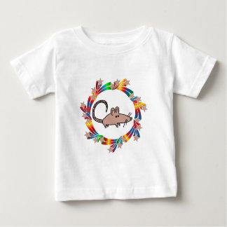 Camiseta De Bebé Estrellas de la rata