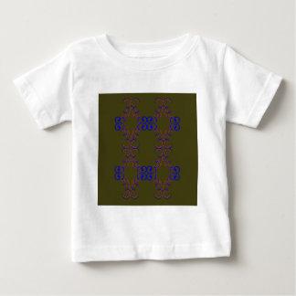Camiseta De Bebé Ethno de los elementos del diseño bio