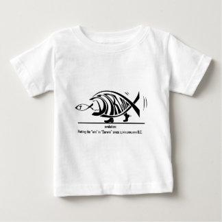 Camiseta De Bebé Evolución
