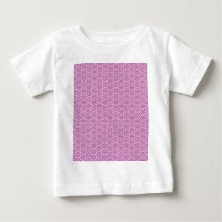 Camiseta De Bebé Extractos mágicos rosa y púrpura