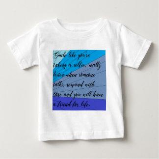 Camiseta De Bebé fabricación de amigos