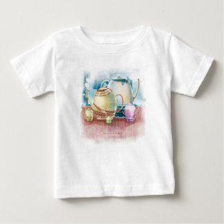 Camiseta De Bebé Familia de la tetera para el niño 1
