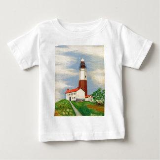 Camiseta De Bebé Faro de Montauk