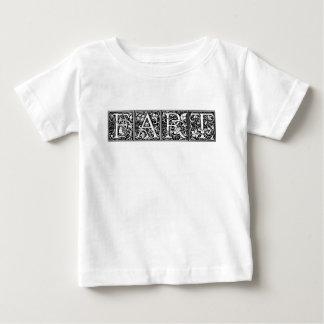 Camiseta De Bebé FART el chiste crudo del humor divertido de las