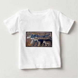 Camiseta De Bebé Felinos de Costa Rica - Big cats