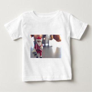 Camiseta De Bebé feliz-Navidad