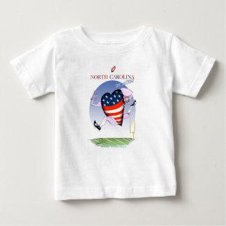 Camiseta De Bebé fernandes tony ruidosos y orgullosos de Carolina