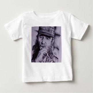 Camiseta De Bebé Fidel Castro