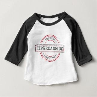 Camiseta De Bebé Final del parador de las extremidades