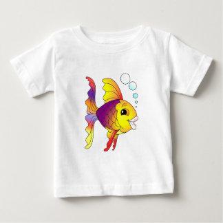 CAMISETA DE BEBÉ FISH6