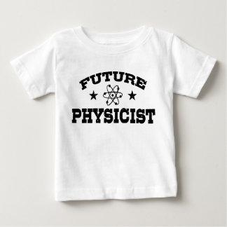 Camiseta De Bebé Físico futuro