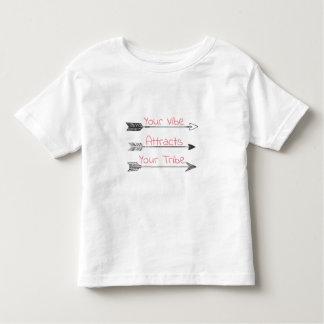 Camiseta De Bebé Flechas