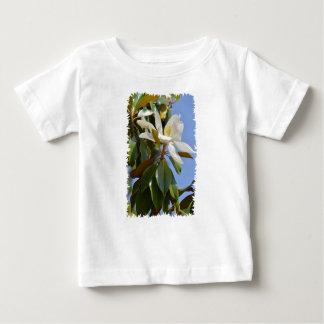 Camiseta De Bebé Flor de la magnolia grandiflora