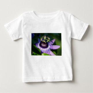 Camiseta De Bebé Flor de la pasión