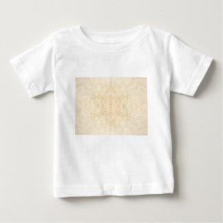 Camiseta De Bebé Flor Rorschach de la textura de la pared