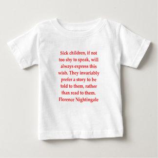 Camiseta De Bebé Florence Nightingale