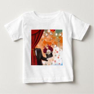 Camiseta De Bebé Flores mágicas para una persona muy especial