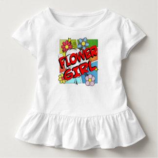 Camiseta De Bebé Florista del super héroe