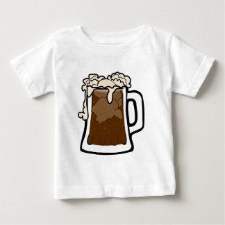 Camiseta De Bebé Flotador de cerveza de raíz