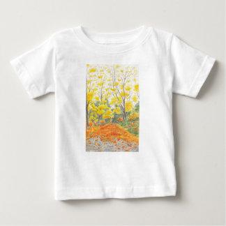 Camiseta De Bebé Follaje de otoño en Adlershof